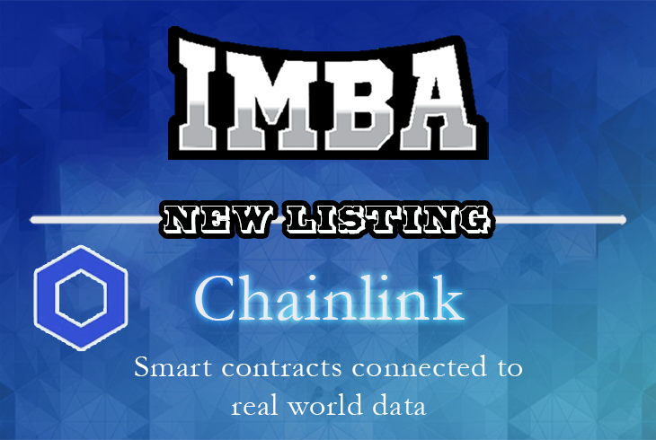 Chainlink listing