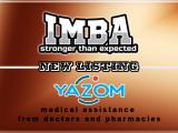 Yazom listing on IMBA